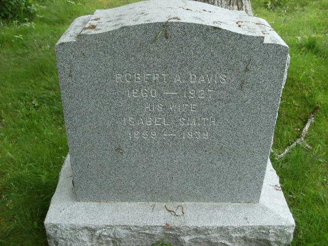 Isabel <i>Smith</i> Davis