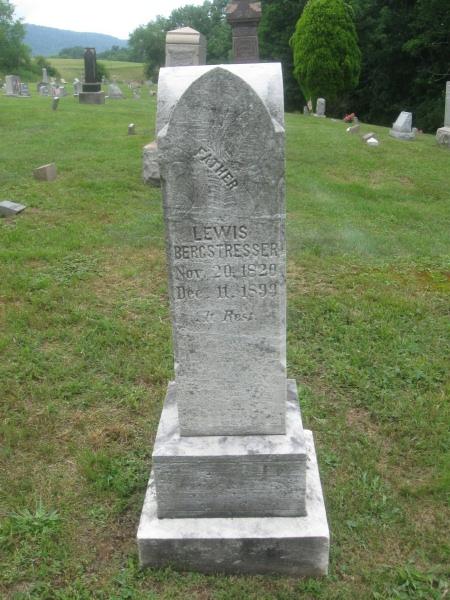 Lewis Ludwig Bergstresser, Jr