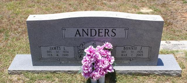 Bonnie J Anders
