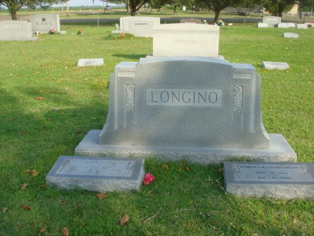 Florence Elizabeth <i>Wilsford</i> Longino