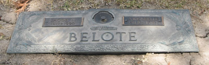 Arrabelle <i>Webb</i> Belote
