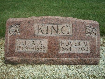 Homer Milton King