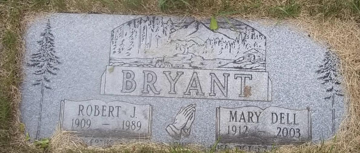 Mary Dell <i>Disney</i> Bryant
