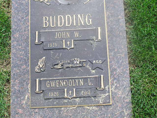 Gwendolyn L. Budding