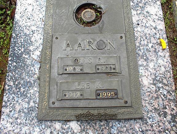 Otis R Aaron