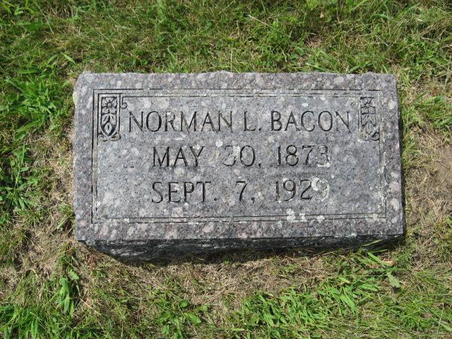 Norman L Bacon