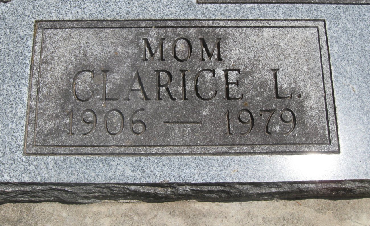 Clarice L. <i>Hinrichs</i> Berger-Bogart