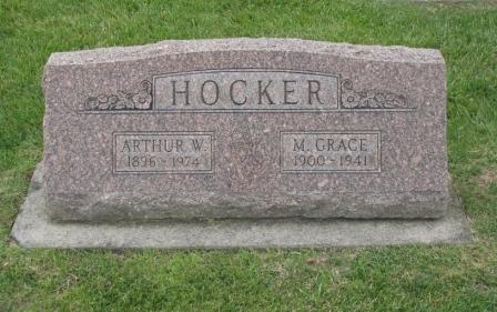 Miriam Grace <i>Klepinger</i> Hocker