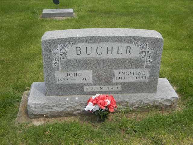 Angeline Bucher