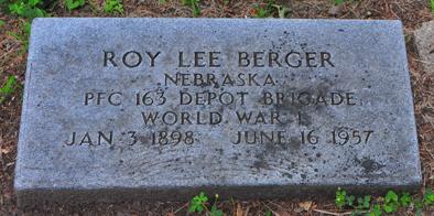Roy Lee Berger