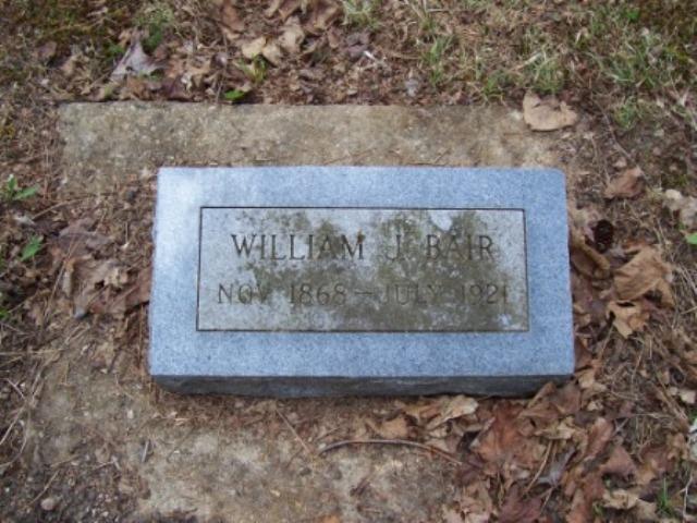 William J Bair