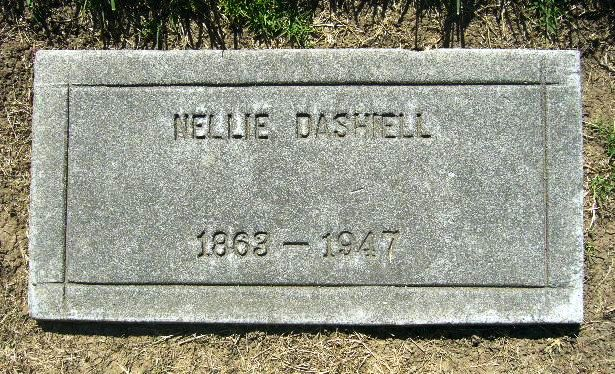 Mrs Nellie <i>Read</i> Dashiell