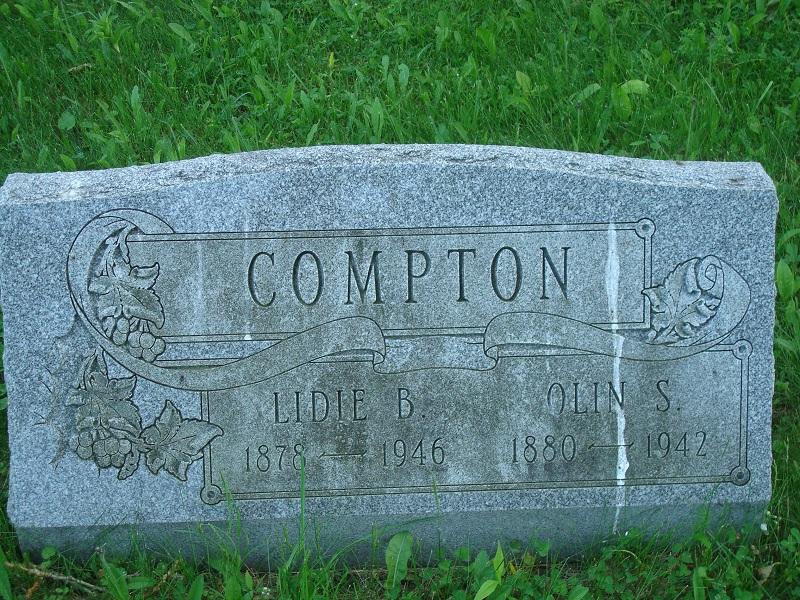 Mary Lydia <i>Burd</i> Compton