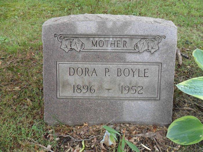 Dora Phoebe <i>Puffer</i> Boyle