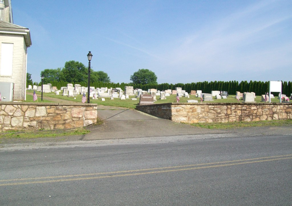 Kimmels Evangelical Free Church Cemetery