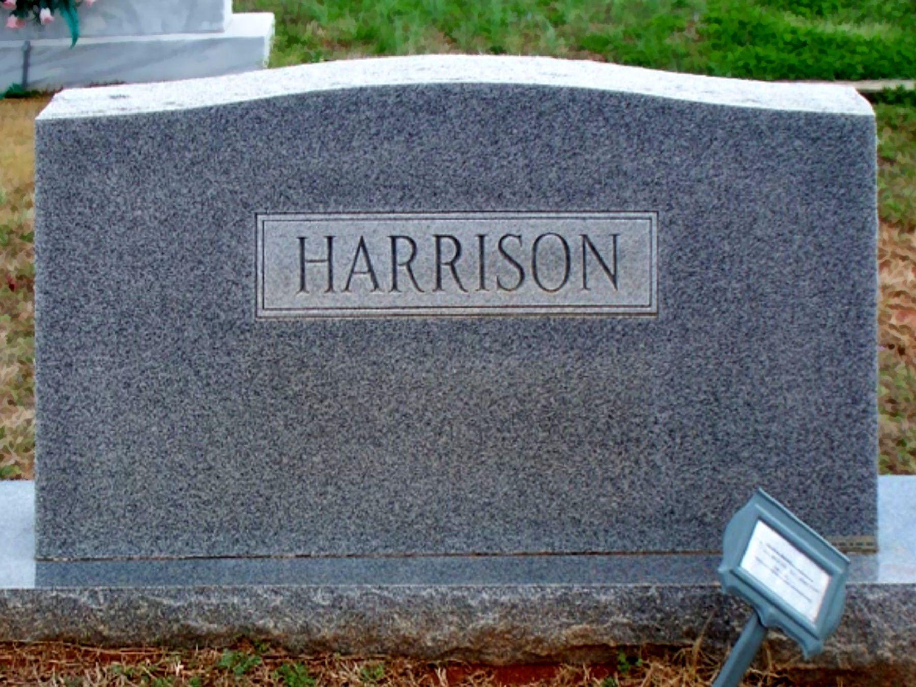 Ozelle <i>Hensley</i> Harrison