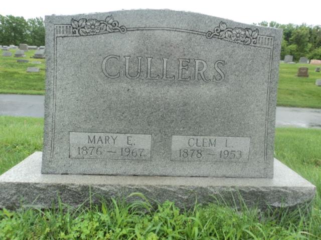 Clement L. Clem Cullers
