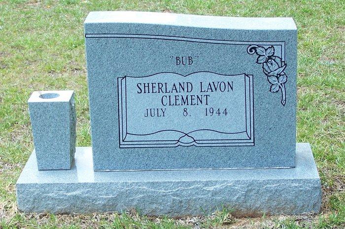 Sherland Lavon Bub Clement