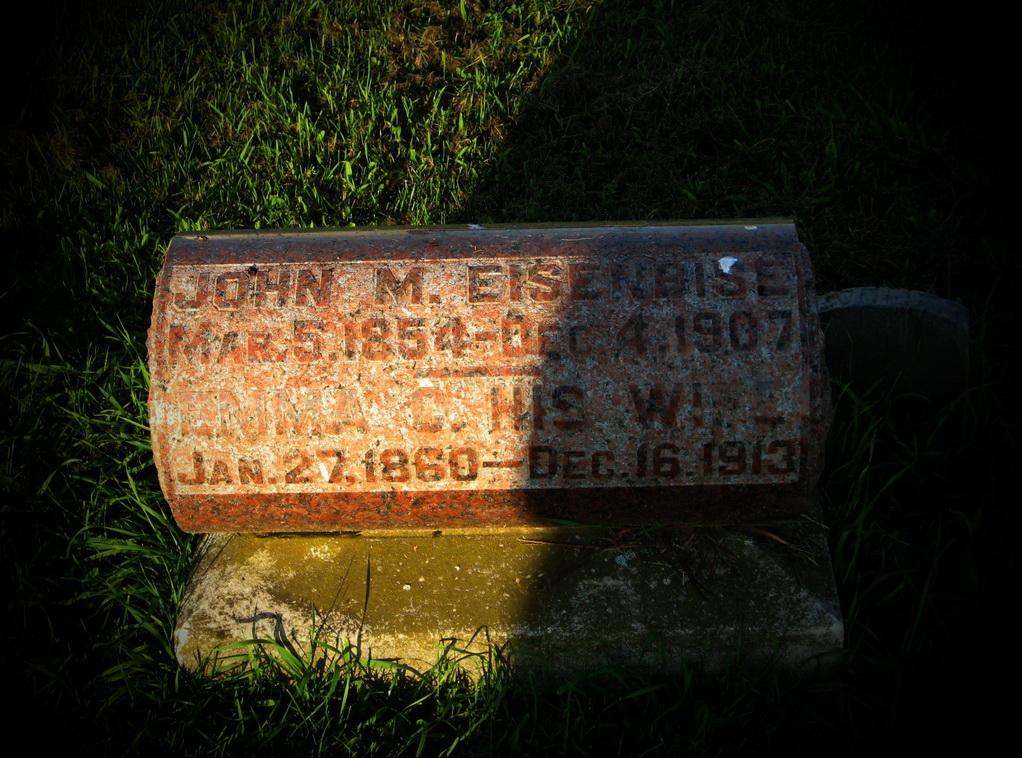 Emma Catherine <i>Myers</i> Eisenbise