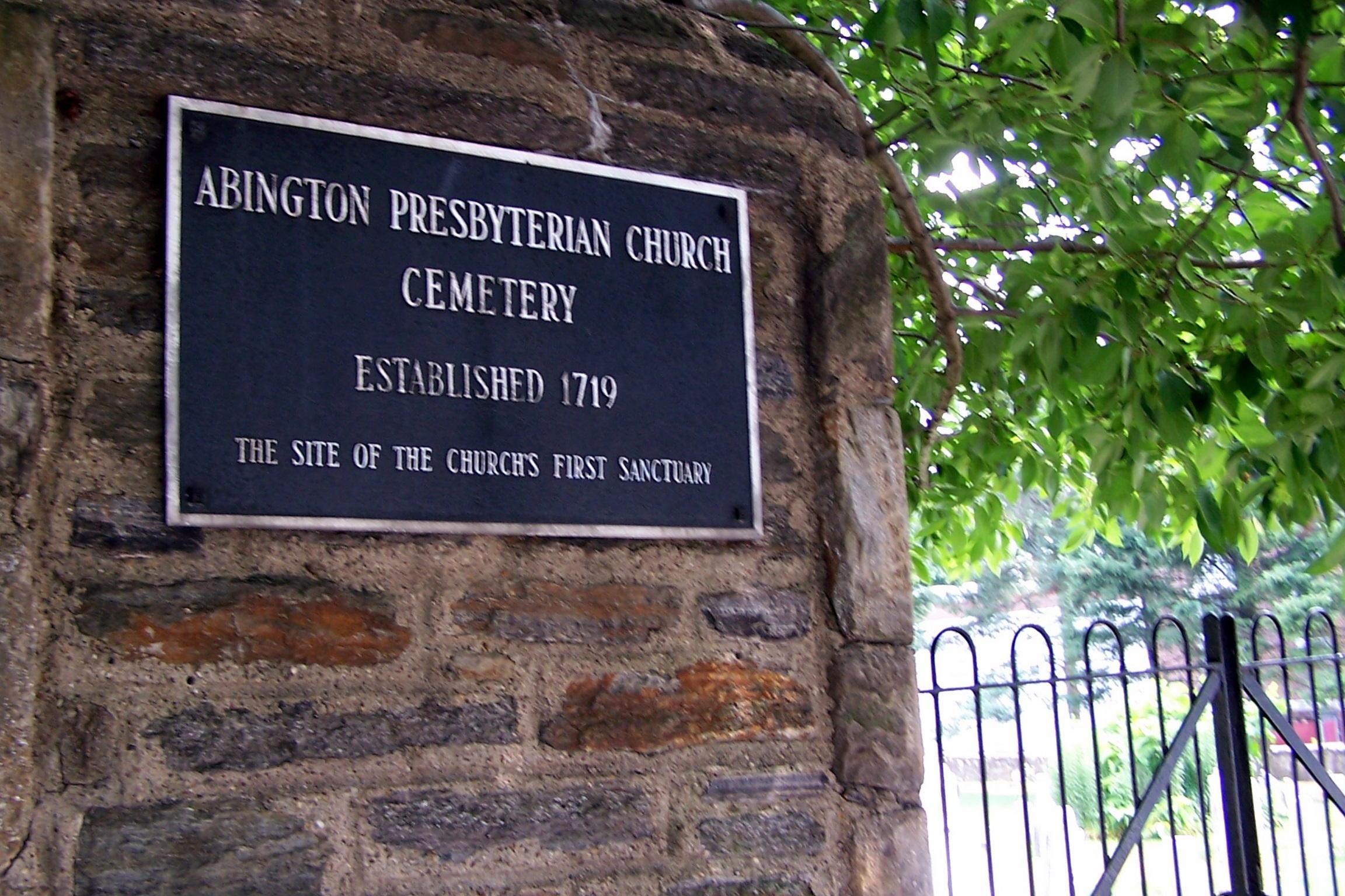 Abington Presbyterian Church Cemetery