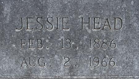 Jessie Leona <i>Head</i> Bounds