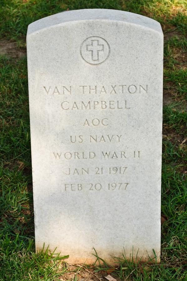 Van Thaxton Campbell