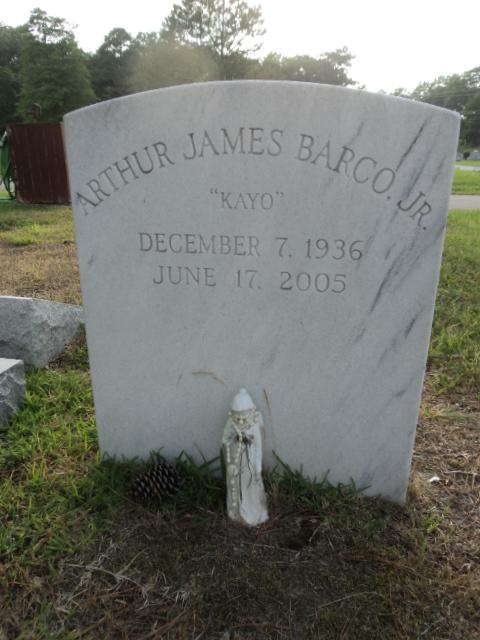 Arthur James Kayo Barco, Jr