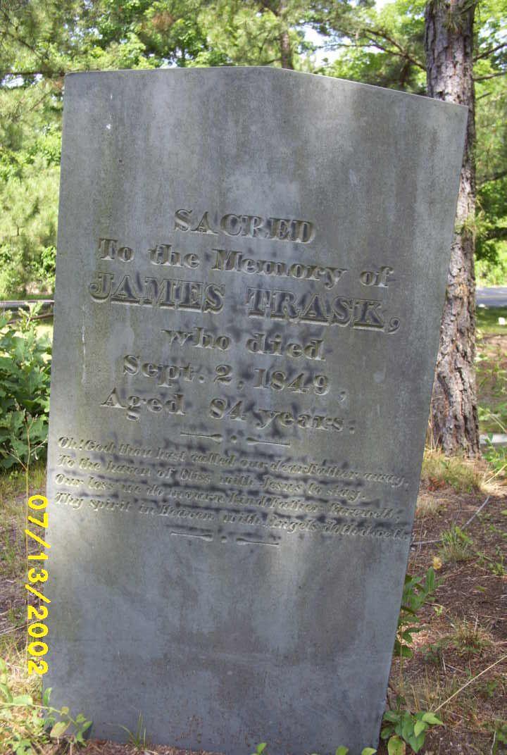 James Trask
