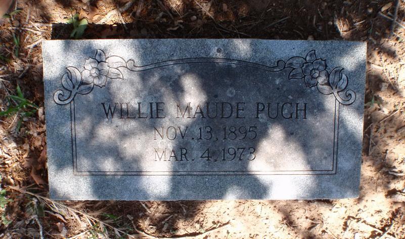 Willie Maude <i>Luckey</i> Pugh
