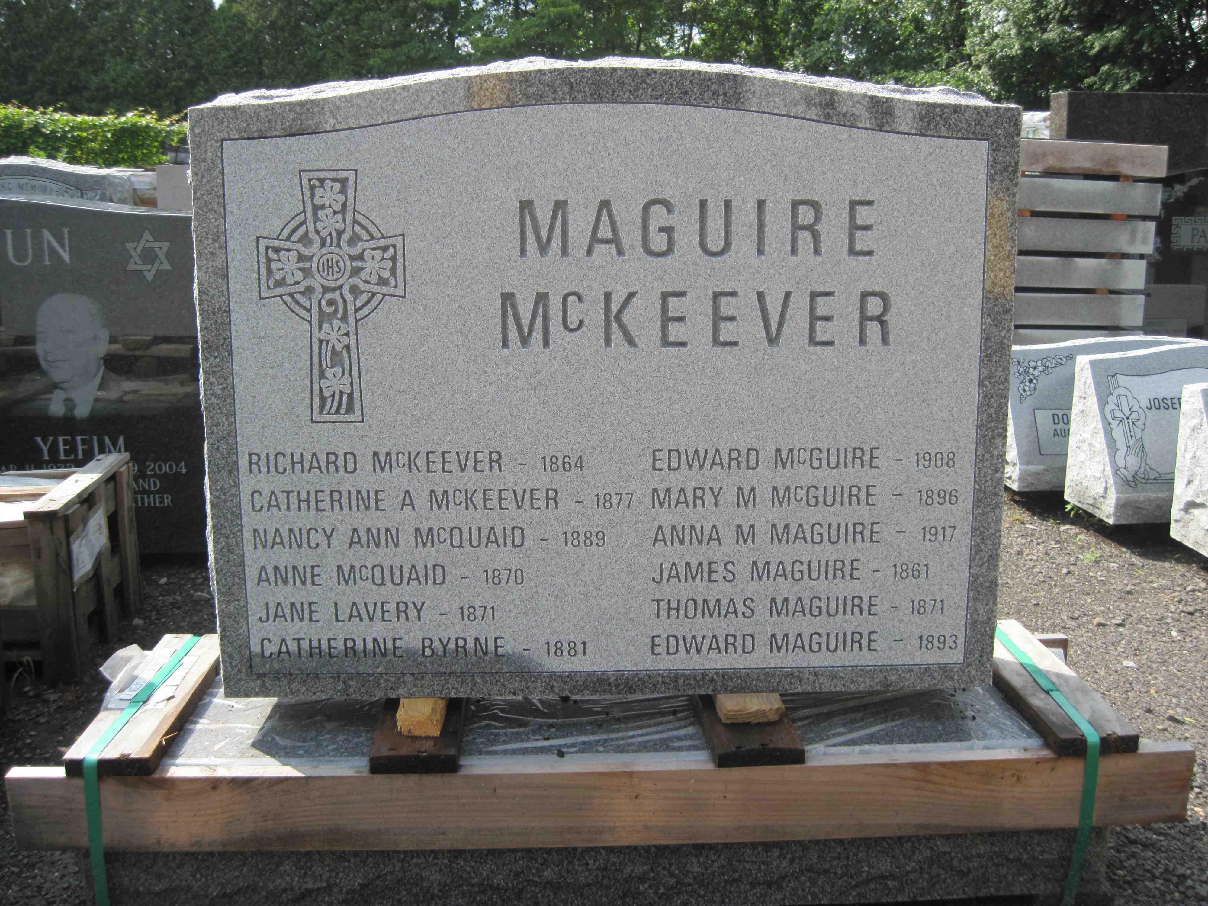 Jane Jennie <i>McKeever</i> Lavery