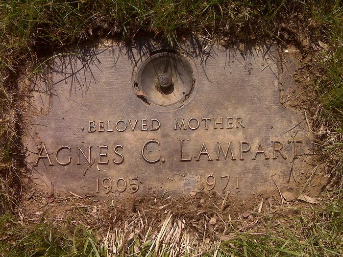 Agnes C. <i>Buran</i> Lampart