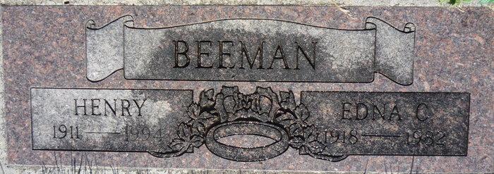 Henry Dee Hank Beeman