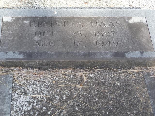 Ernst Herman Ernest Haas