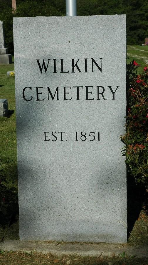 Daisy A. <i>Wilkin</i> Burcham