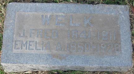 Emelia A. Welk