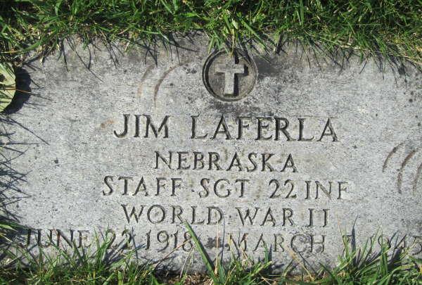 Sgt Jim LaFerla