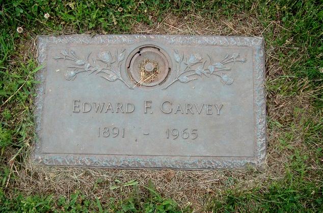 Edward F Garvey