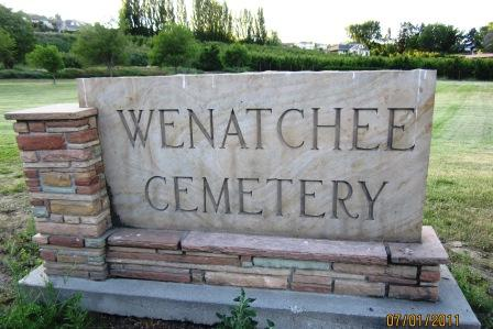 Wenatchee City Cemetery