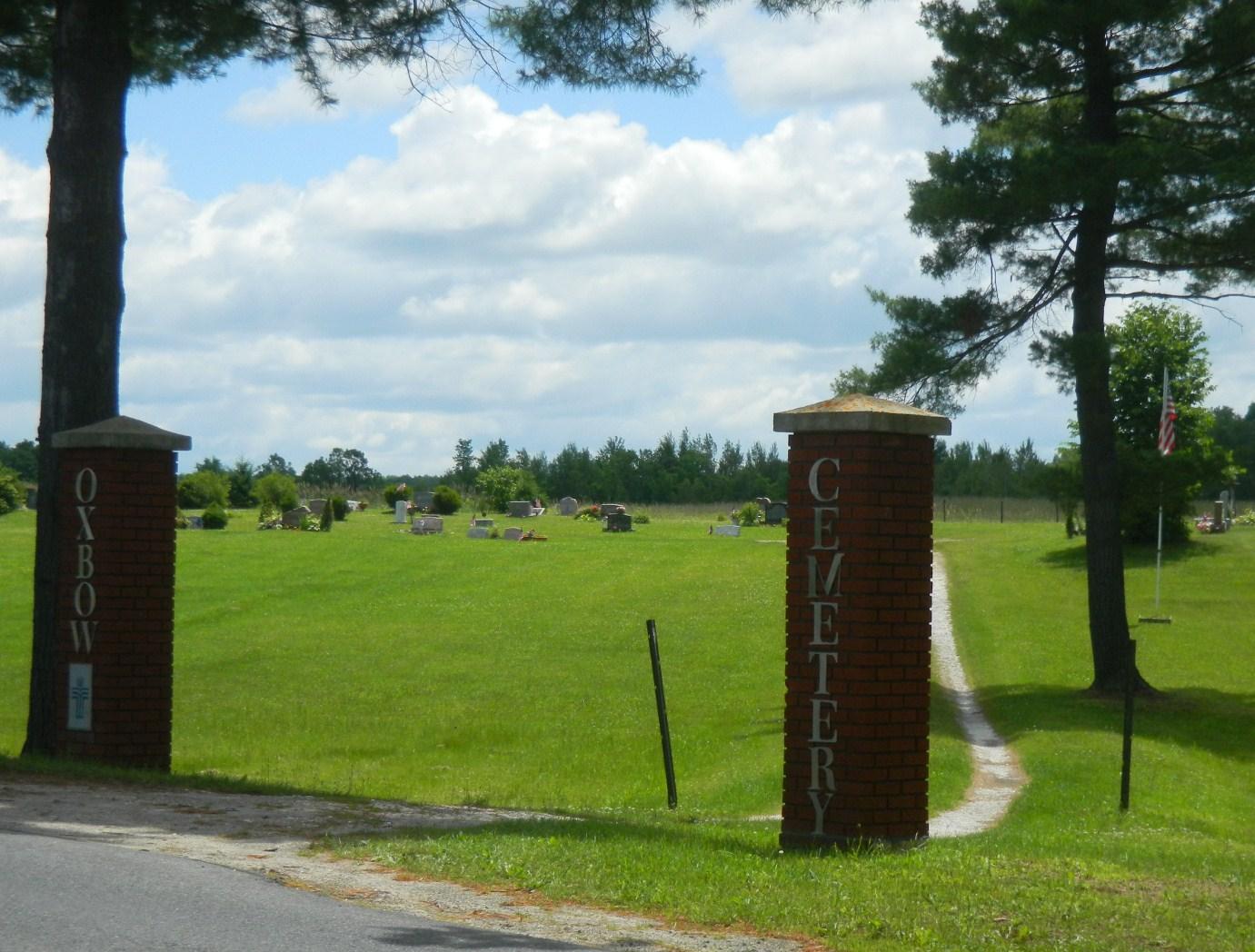 New Oxbow Cemetery