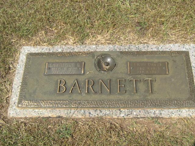 Erin <i>Davis</i> Barnett