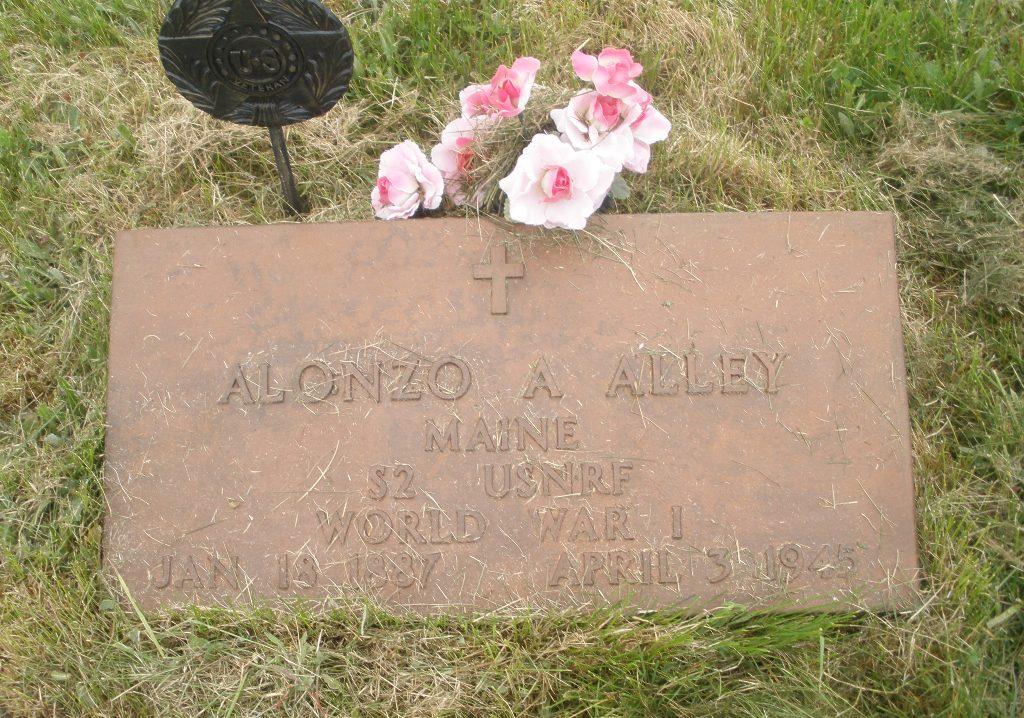 Alonzo Arthur Alley