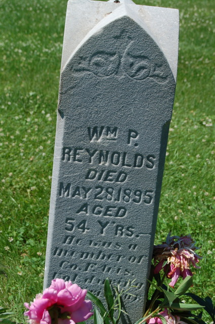 William P Reynolds