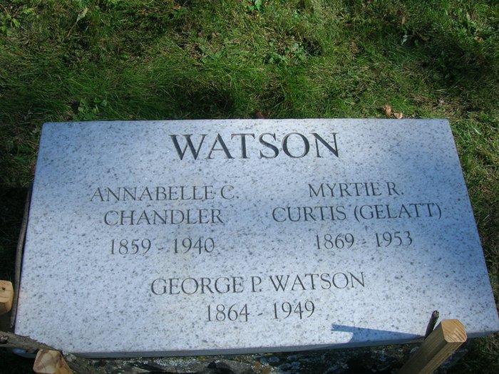 George Phillips Watson