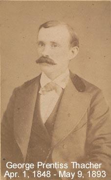 George Prentiss Thacher