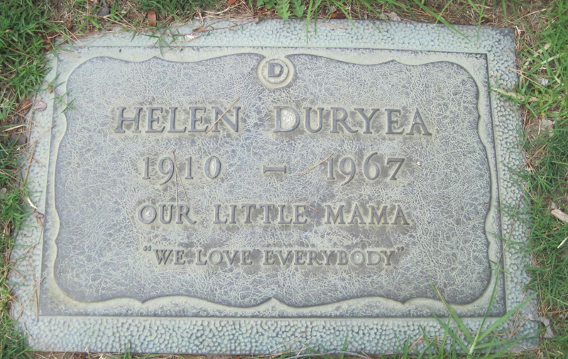 Helen Edith <i>Bryan</i> Duryea