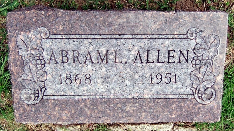 Abram Levi Allen