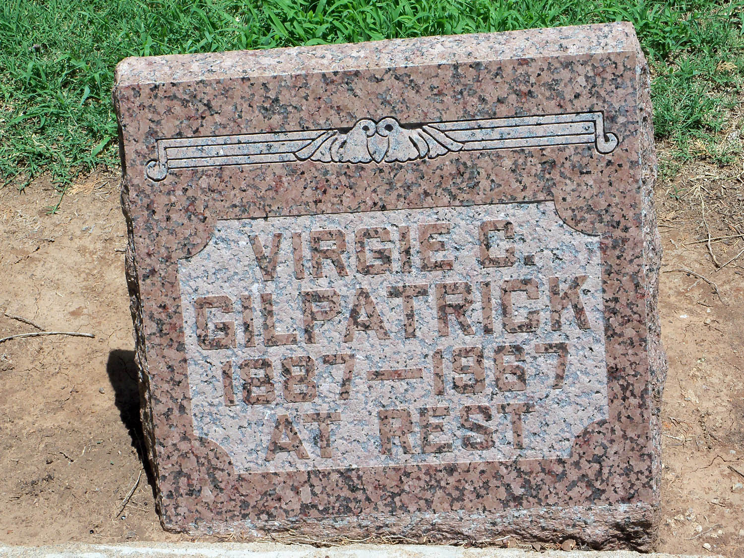 Virgie Christmas <i>Johnson</i> Gilpatrick