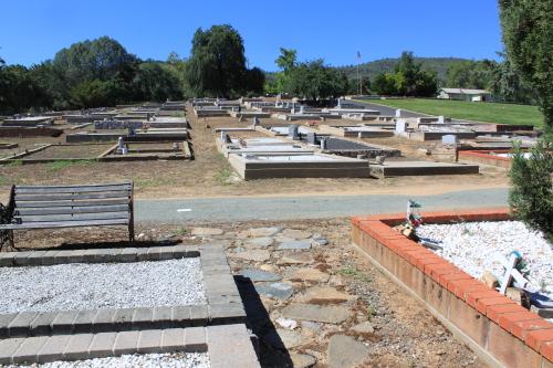 Mountain Shadow Cemetery