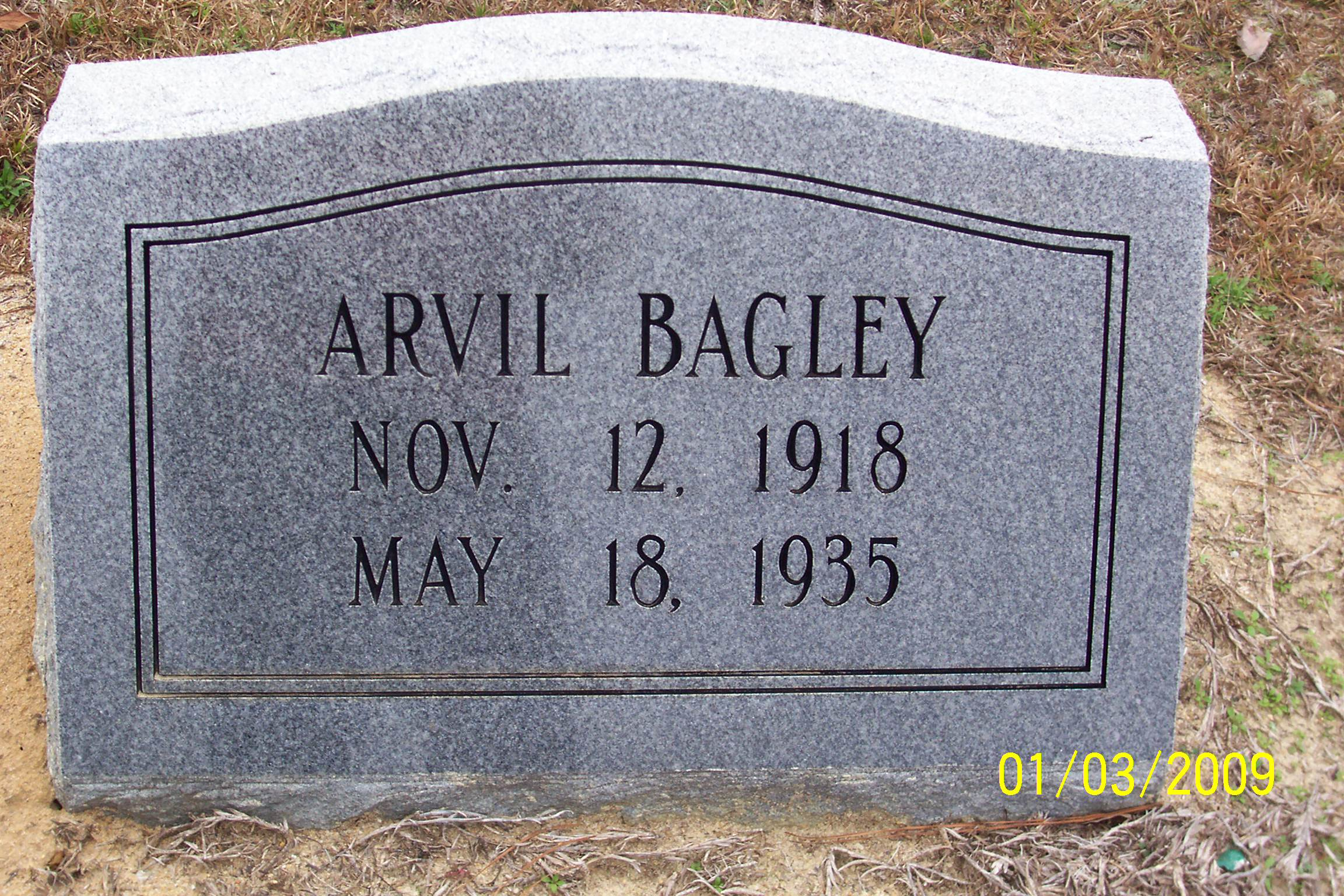 Arvil Bagley