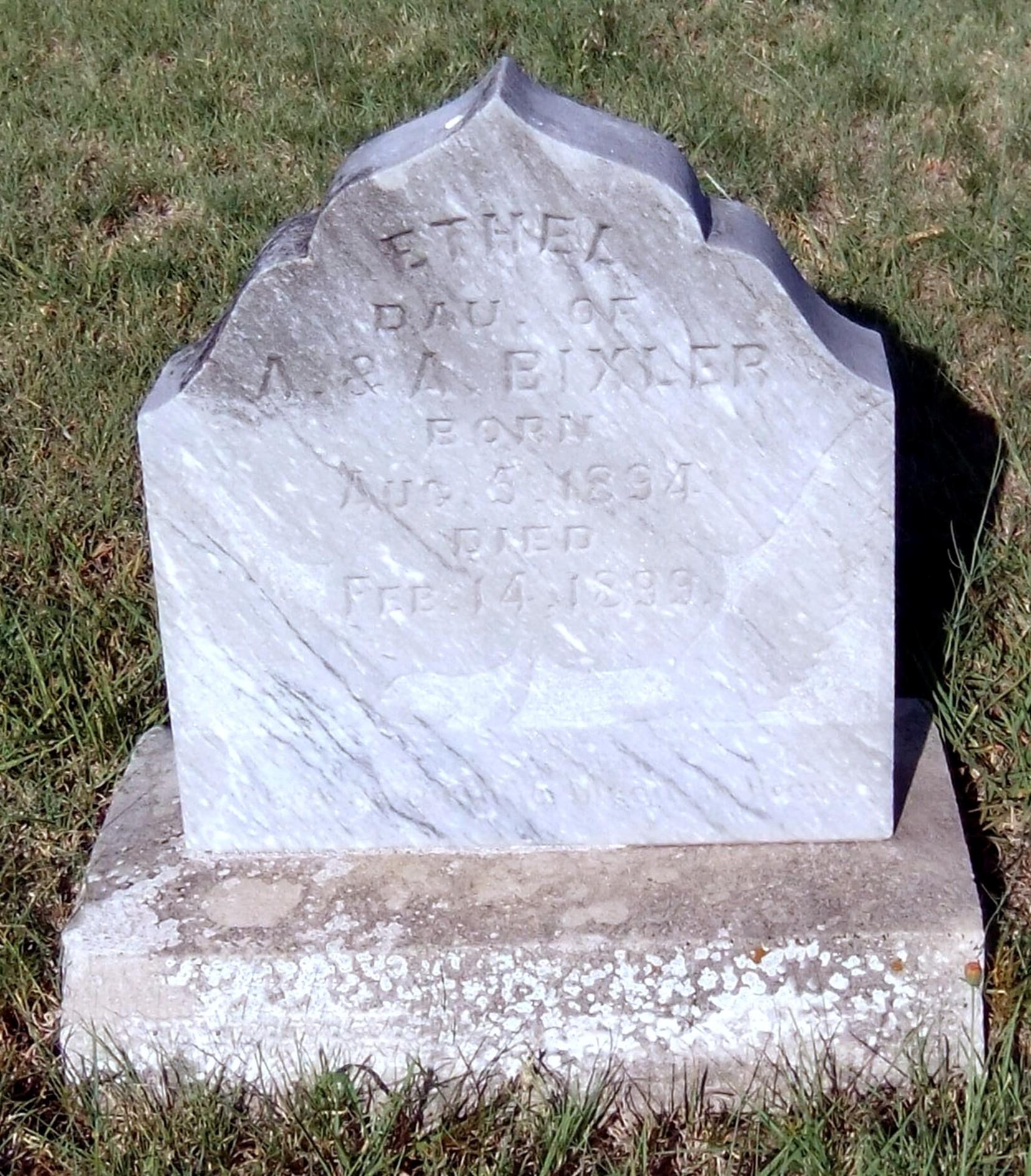 Ethel Bixler